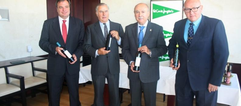 Una delegación del CRDO del vino «Rías Baixas»visita la comarca cazorleña para conocer el inicio de la campaña oleícola del CRDOP Sierra de Cazorla