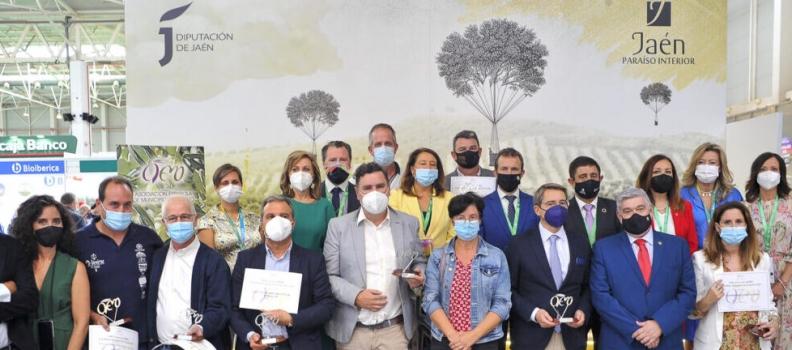 AEMO entrega sus premios anuales con los que pretende poner en valor el cultivo del olivar, sus gentes y su entorno