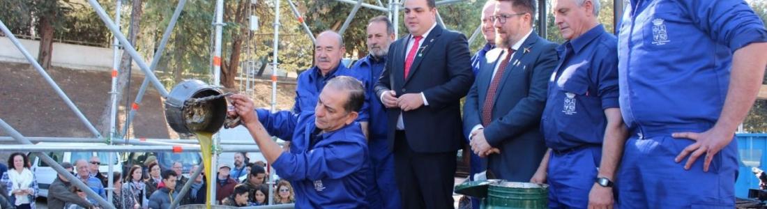 La Junta declara la Fiesta de la Aceituna de Martos de Interés Turístico de Andalucía