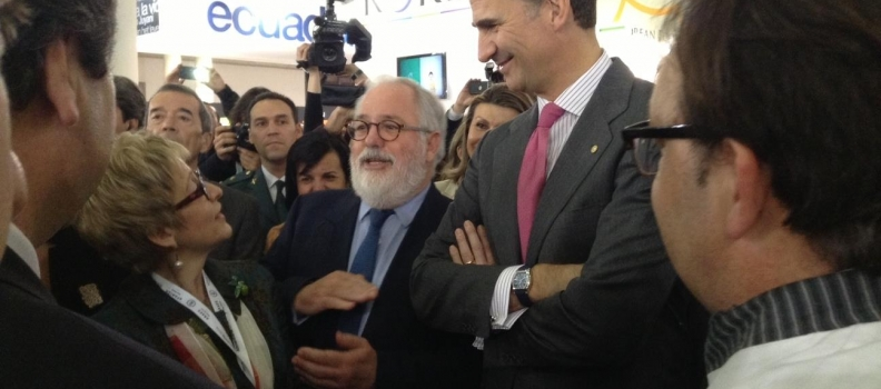 Elena Víboras destaca la presencia de Andalucía en Alimentaria como «una oportunidad para un sector económico clave»
