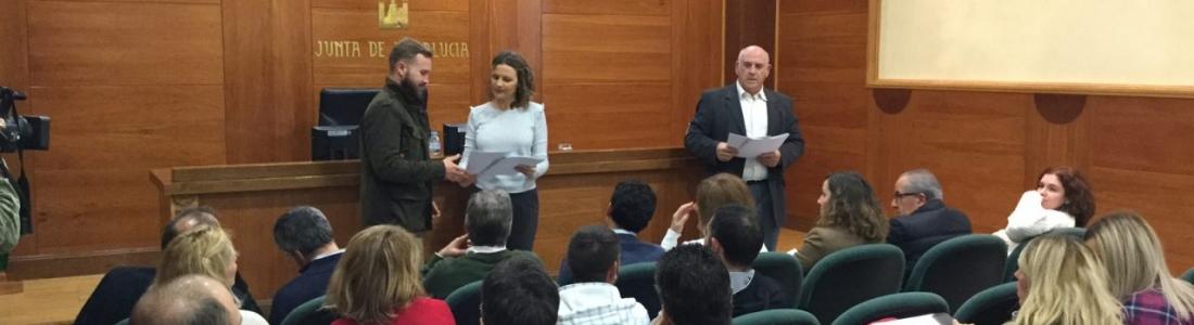 La Junta respalda con más de 2,3 millones a 38 jóvenes de las OCAs de Jaén, Huelma y Alcalá la Real