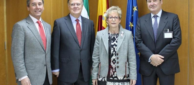 La Junta valora el «esfuerzo conjunto» con el sector para promocionar la aceituna de mesa en mercados internacionales