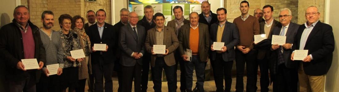 El Banco de Alimentos de Jaén reconoce a las entidades colaboradoras de la campaña «Un productor, un litro»