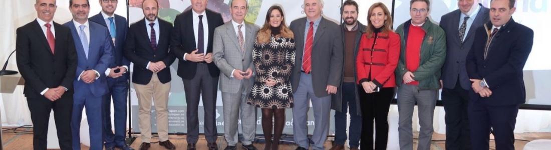 Inaugurada en La Carolina la factoría Bioland Energy, la orujera del Grupo Oleícola Jaén