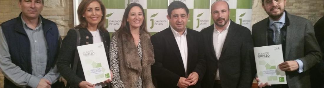 Bioland recibe una ayuda de la Diputación de Jaén a empresas oleícolas para la profesionalización del sector