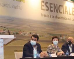 El agricultor murciano Miguel Padilla, elegido nuevo secretario general de la COAG a nivel nacional