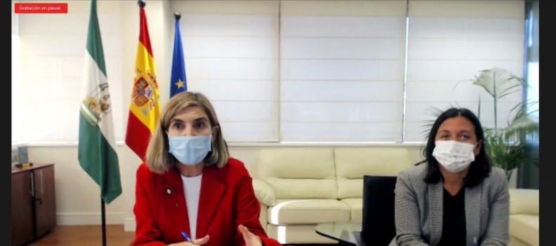 Cooperativas Agro-alimentarias trabaja con la Consejería de Empleo en la actualización de la Ley de Sociedades Cooperativas Andaluzas
