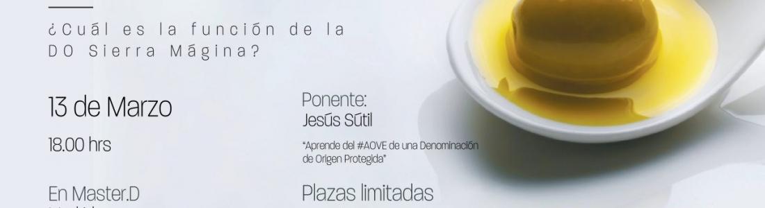 La DO Sierra Mágina promocionará la próxima semana en Madrid sus aceites de oliva con varias acciones
