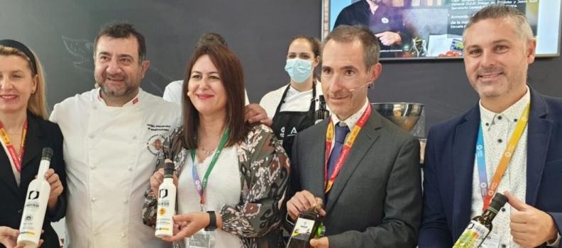 Las DOP Priego de Córdoba y Sierra Mágina celebran su 25 aniversario en el Salón de Gourmets
