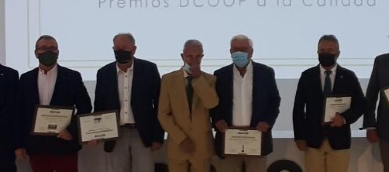 Dcoop entrega los XXIV yXV Premios a la Calidad del Aceite de Oliva