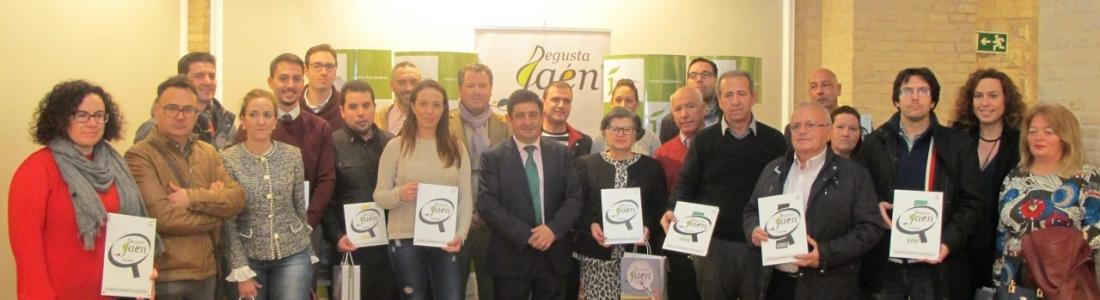 Más de 150 empresas han incorporado la marca Degusta Jaén para certificar la calidad de sus productos agroalimentarios
