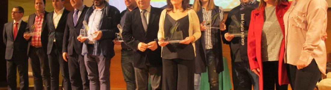 Entregados los IV Premios Degusta Jaén