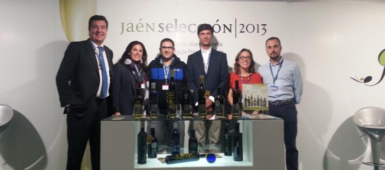 El XV Congreso San Sebastián Gastronomika degusta aceites de oliva «Jaén Selección 2013»