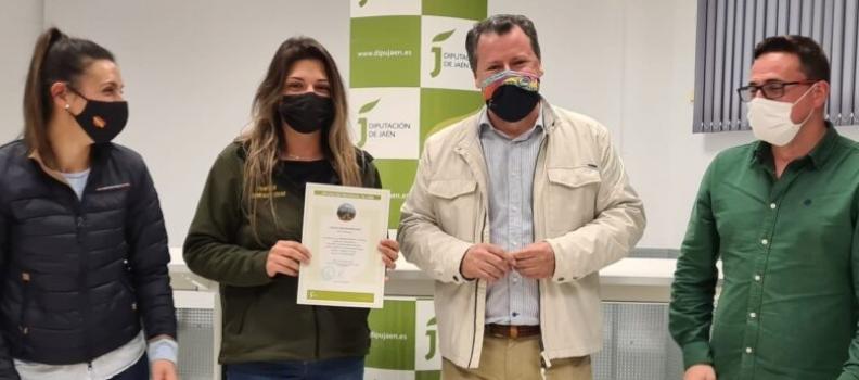 Unos 360 agricultores y ganaderos participan en las acciones de formación impulsadas por la Diputación de Jaén