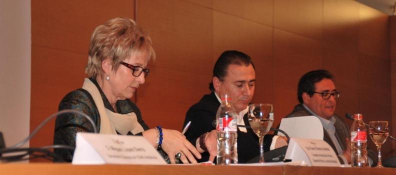 Víboras traslada a Faeca-Granada el compromiso de la Junta para que las cooperativas concentren más la oferta
