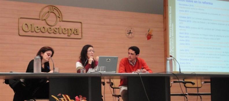 FAECA informa de la PAC a sus cooperativas asociadas y a su personal técnico