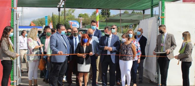 Arranca la celebración de la 39 edición de la Feria de Maquinaria Agrícola de Úbeda
