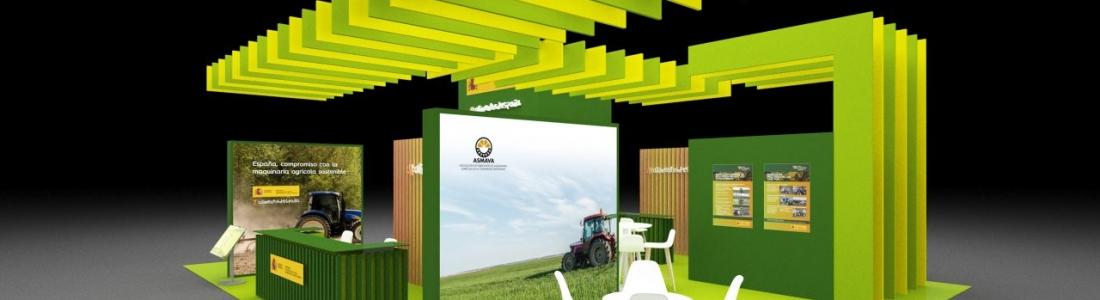 Comienza en Zaragoza la Feria Internacional de Maquinaria Agrícola