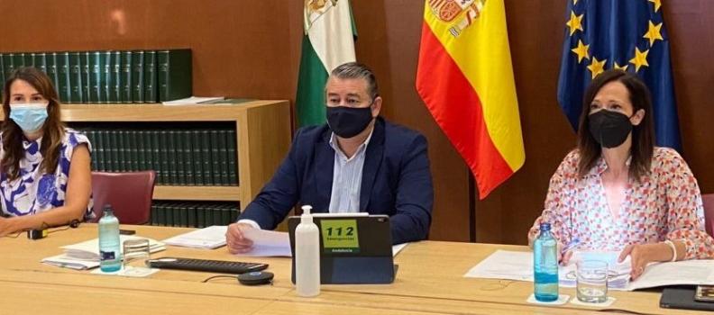 La Junta insta a la colaboración de todos para que la campaña de recogida de la aceituna en Jaén «siga siendo segura»