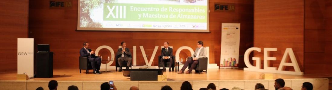 GEA organiza mañana el XV Encuentro de Maestros y Responsables de Almazara, uno de los mayores eventos formativos del sector oleícola en España