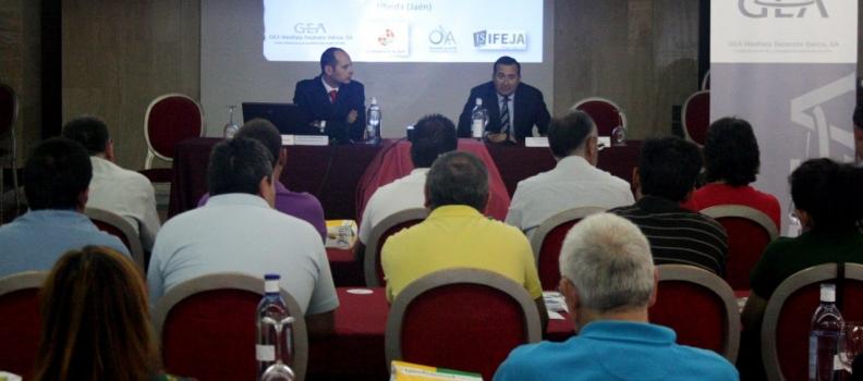 El VII Encuentro de Maestros de Almazara analiza los asuntos de interés del sector oleícola