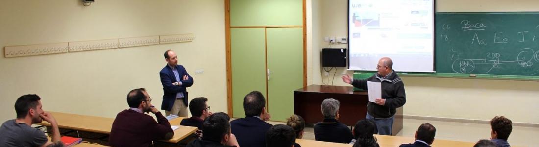Un total de 33 alumnos participan en el III Curso de formación de elaboración en aceite de oliva de la UJA y GEA