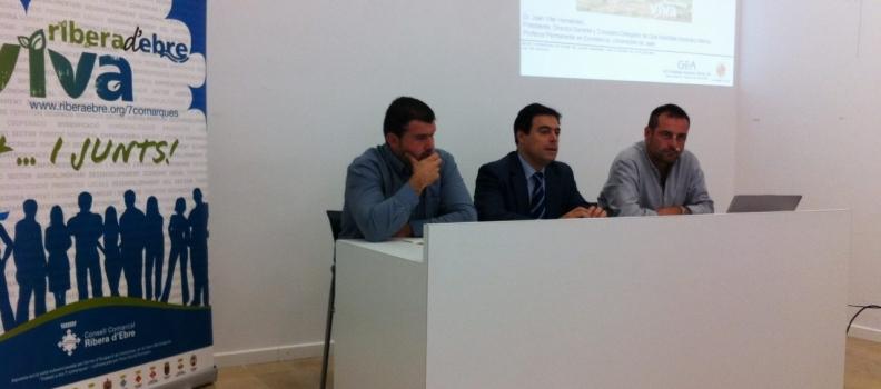 GEA Westfalia ayuda a mejorar la competitividad del sector oleícola de la comarca catalana de la Ribera del Ebro