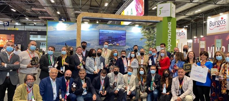 Más de 40 empresas jiennenses se trasladan junto a Diputación al 34º Salón del Gourmets para promocionar sus productos