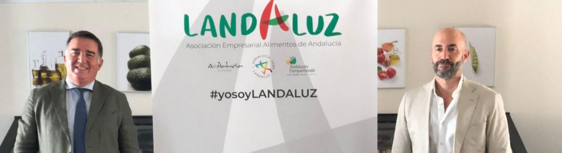 Acuerdo entre Gráficas la Paz y Landaluz para asesorar a las empresas alimentarias andaluzas sobre packaging de calidad y artes gráficas