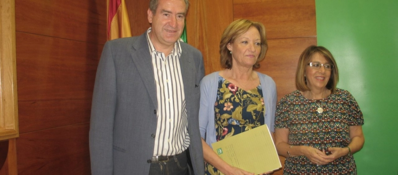 Carmen Ortiz asume la Consejería de Agricultura en el nuevo Gobierno andaluz en sustitución de Elena Víboras