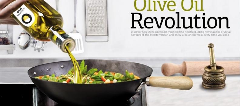Aceites de Oliva de España lanza en India la mayor campaña de promoción realizada en un mercado emergente