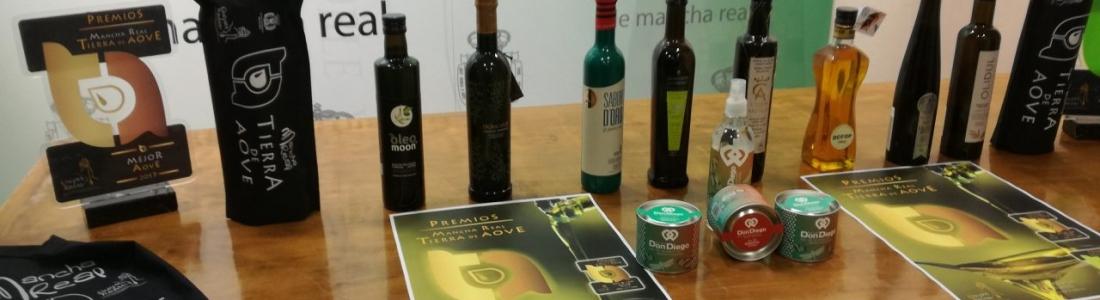 Olivo Real y Oro Andaluz ganan los Premios «Tierra de AOVE» de Mancha Real