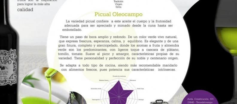 Oleocampo lanza al mercado un nuevo aceite de oliva virgen extra