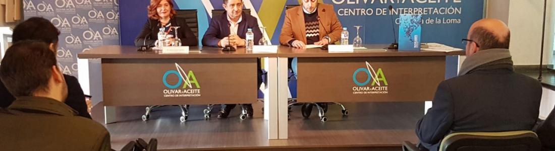 La Diputación de Jaén y el Centro de Interpretación Olivar y Aceite estrechan lazos de cooperación