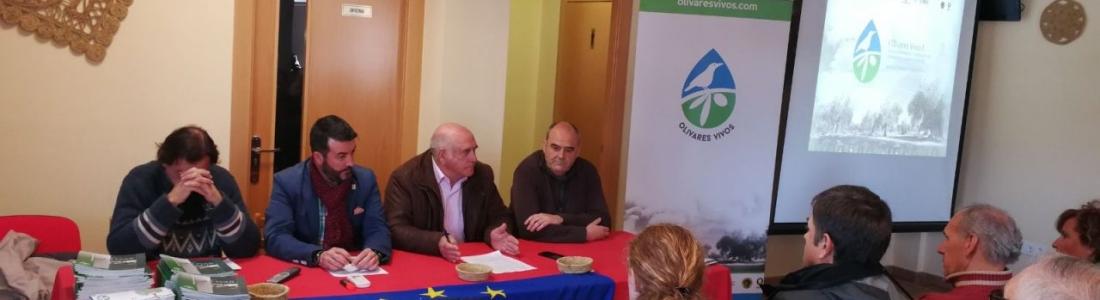 El delegado de Agricultura participa en Huesa en el Aula de Agroecología sobre Olivares Vivos