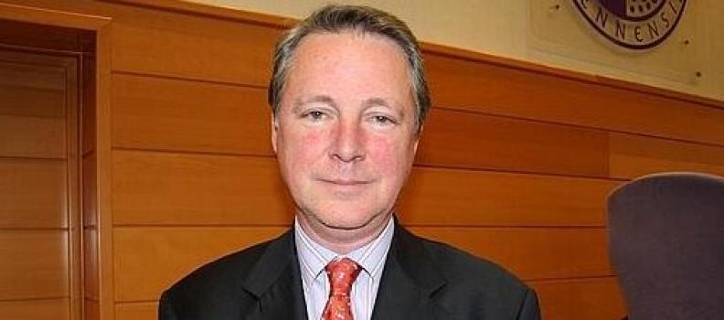 Francisco Vañó, nuevo presidente de Grandes Pagos de Olivar, que tiene como prioridades aumentar la asociación en número de socios y en apostar por el medio ambiente y la I+D+i