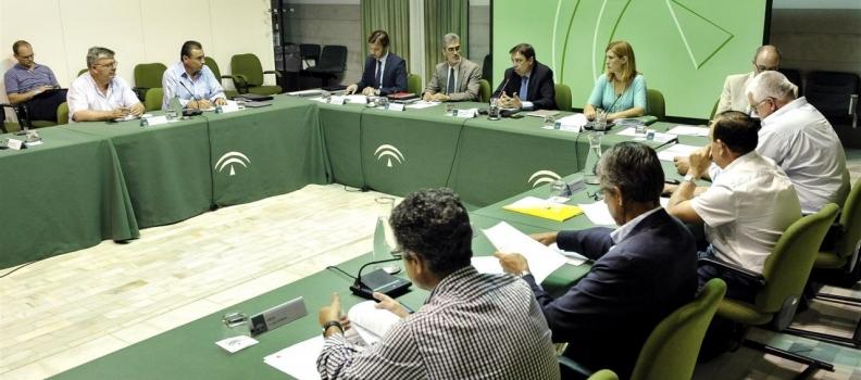 La Junta aúna criterios con las organizaciones agrarias de Andalucía para la aplicación de la PAC en España