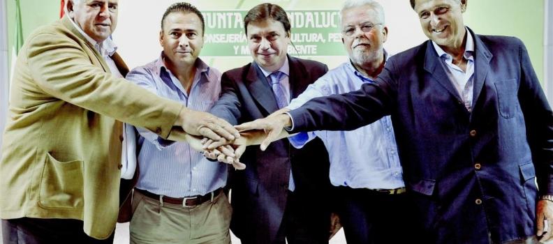 Planas afirma que el acuerdo de base alcanzado sobre la aplicación de la PAC es «muy positivo para Andalucía»