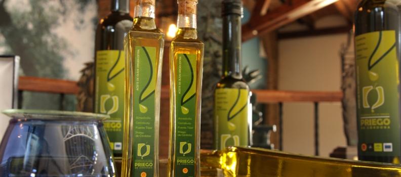 El aceite de la DOP Priego de Córdoba, ingrediente estrella en las demostraciones gastronómicas de Agropriego 2013