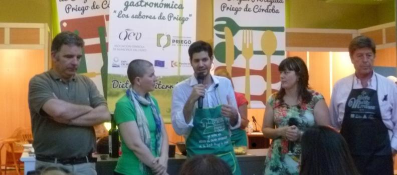 La DOP Priego de Córdoba participa en la XXXIII edición de Agropriego