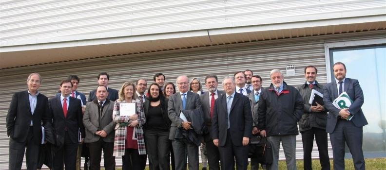 Geolit continúa como miembro del Comité Ejecutivo de la Red de Espacios Tecnológicos de Andalucía