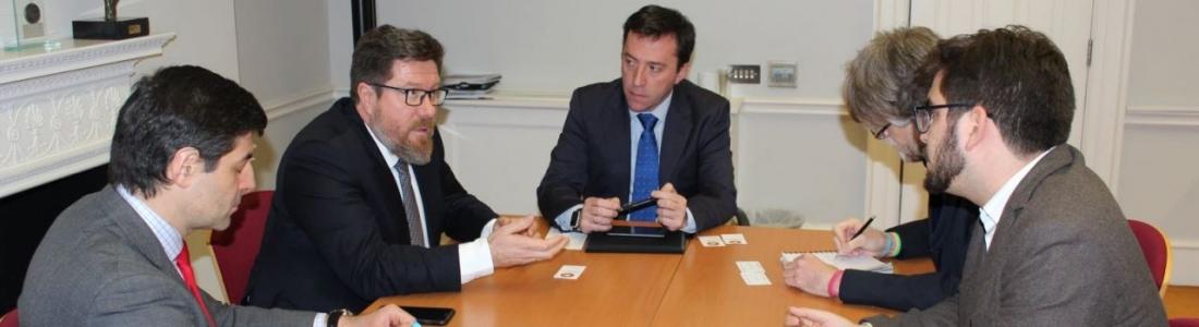 Andalucía refuerza su misión comercial y la promoción de productos en Reino Unido