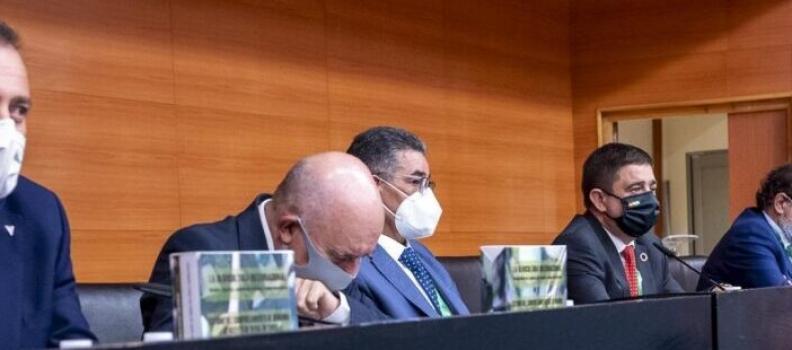 Expoliva acoge la reunión del Comité Consultivo del Consejo Oleícola Internacional
