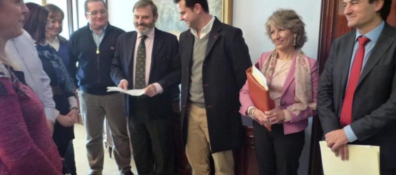 El subdelegado del Gobierno en Jaén propondrá flexibilizar la normativa establecida por la Seguridad Social para las personas de edad avanzada