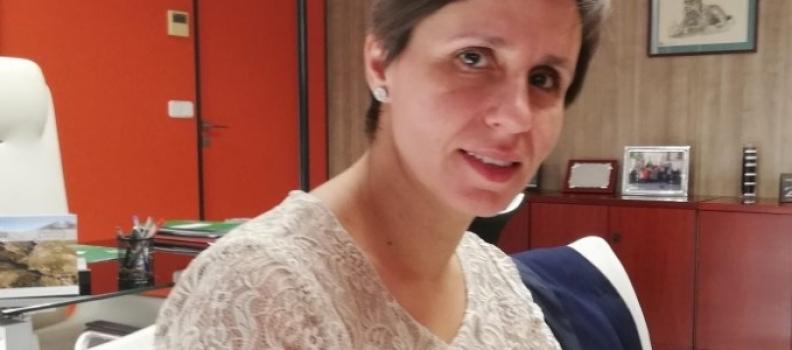 """Soledad Aranda: """" La promoción de la calidad sigue siendo un factor prioritario para conseguir mejorar las rentas del sector"""" (Las entrevistas de Expoliva. XII)"""