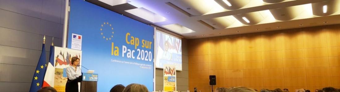 García Tejerina dice que la PAC debe seguir siendo «el pilar imprescindible para una Europa fuerte y competitiva»