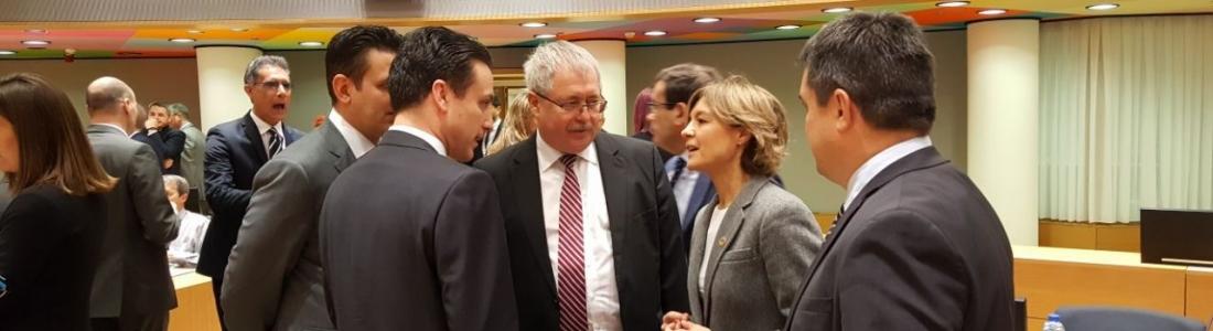 La ministra de Agricultura muestra la oposición radical de España a la cofinanciación de la PAC