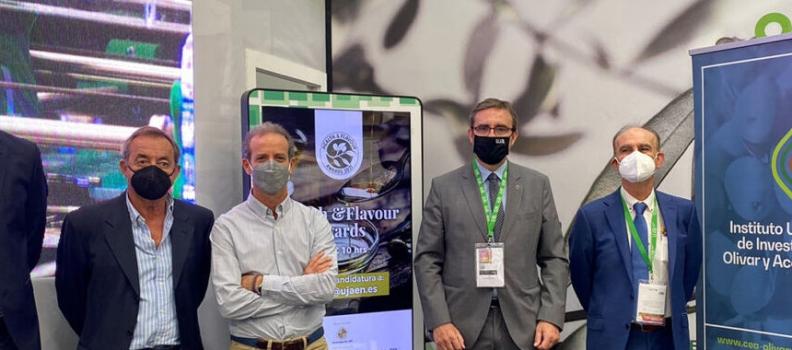 Los I Premios Internacionales «Health and FlavourAwards» (H&F) que organiza el Instituto de Investigación en Olivar y Aceites de Oliva de la UJA valorarán las bondades saludables y el flavor de los aceites de oliva