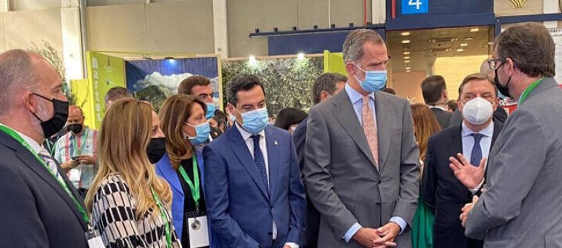 La Universidad de Jaén muestra en Expoliva sus proyectos internacionales de investigación relacionados con el sector oleícola
