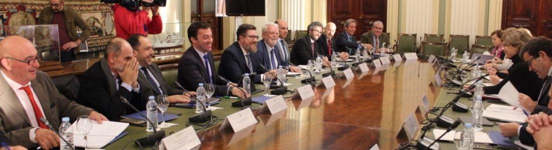 Junta, Gobierno y sector hacen frente común en la defensa de la aceituna negra ante la imposición de aranceles por EE UU